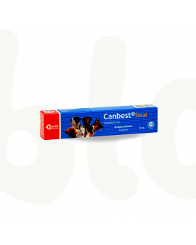 CanBest Total - Jeringa