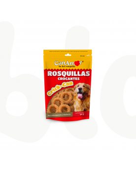 Rosquillas Crocantes CanAmor